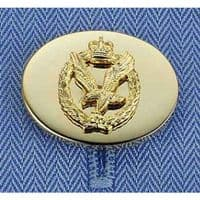 Army Air Corps Gold Plated Cufflinks